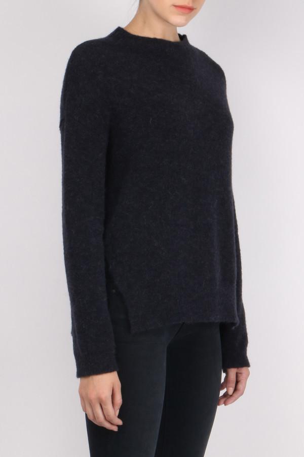 Pomandere Mock Neck Sweater