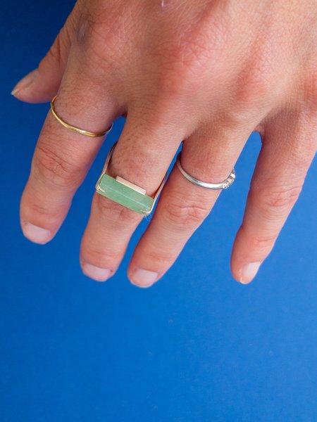 Faeber Studio Naed Ring - Silver