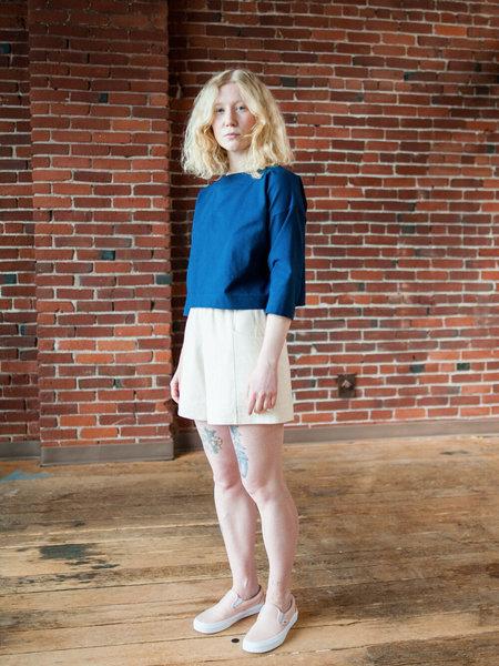 MARTY JEAN Uniform Short in Cotton