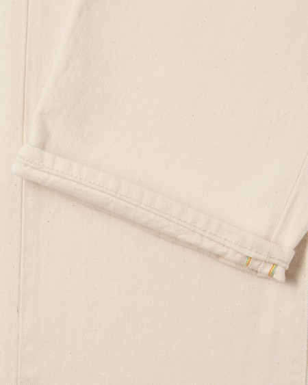 Edwin Loose Straight - Natural Rainbow Selvage