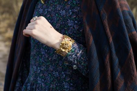 Saint Claude x Freda Susannah Cuff Bracelet