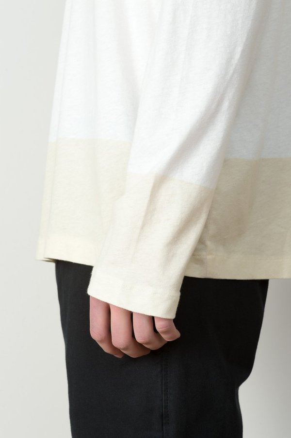 Men's YMC - Block LS Tee