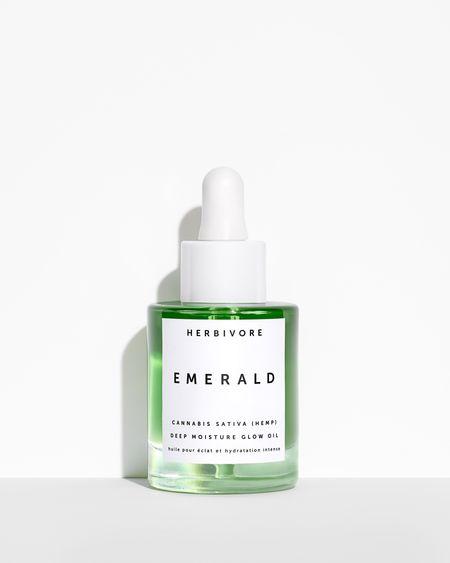 Herbivore Botanicals Emerald Deep Moisture Oil