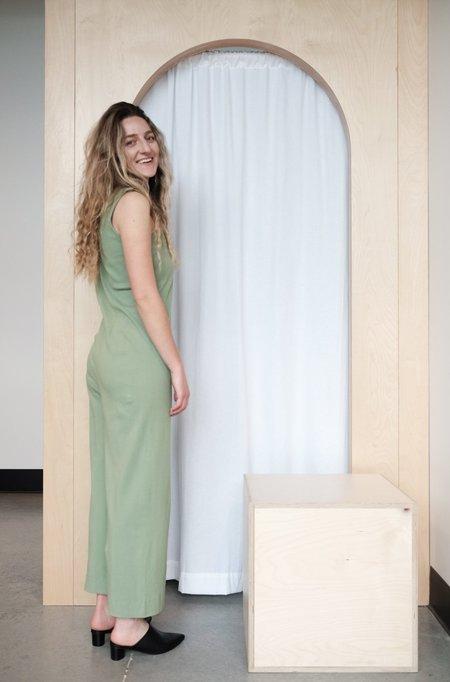Maria Stanley Mercury Jumpsuit - Mint