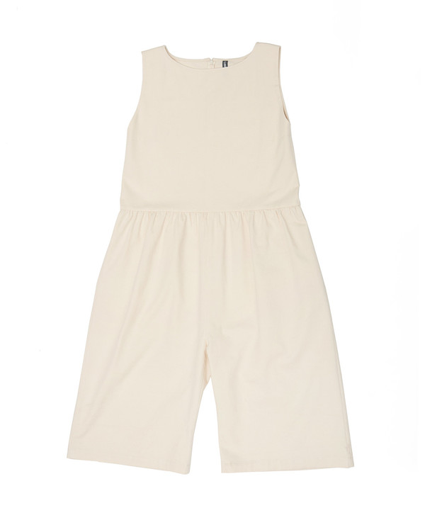 Ilana Kohn Kate Jumpsuit, Cream