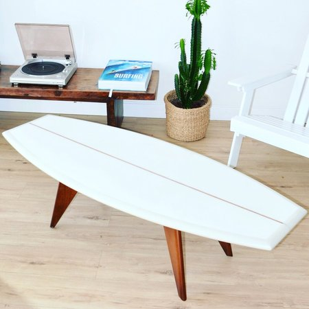 Salte Surfboard Coffee Table Coffee Table