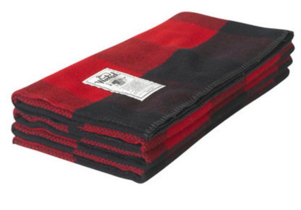 Woolrich Seven Springs Wool Blanket