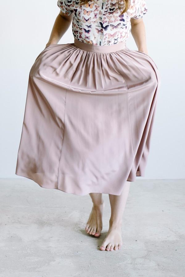PLANTE Rose Skirt
