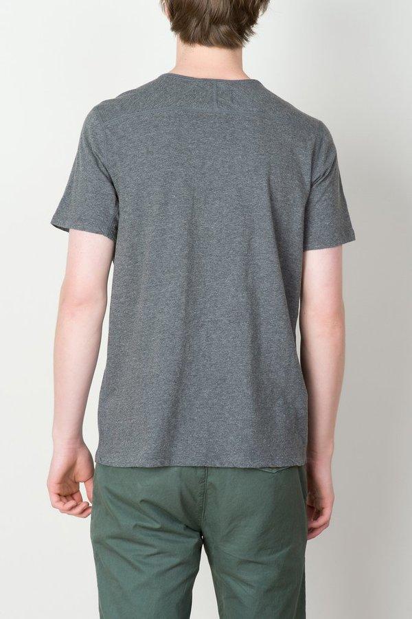 Men's Splash Jersey Short Sleeve Henley