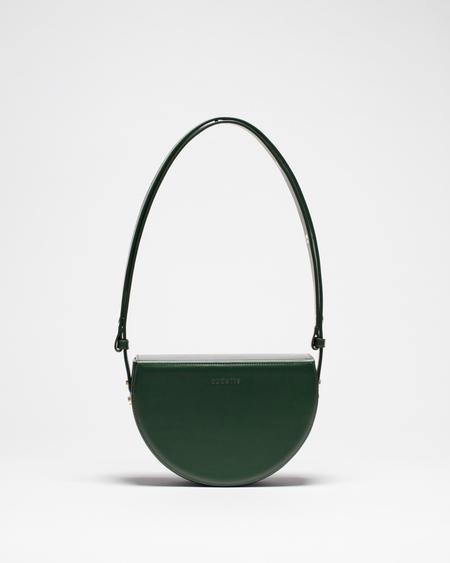 AUDETTE NUIT bag - FIR GREEN