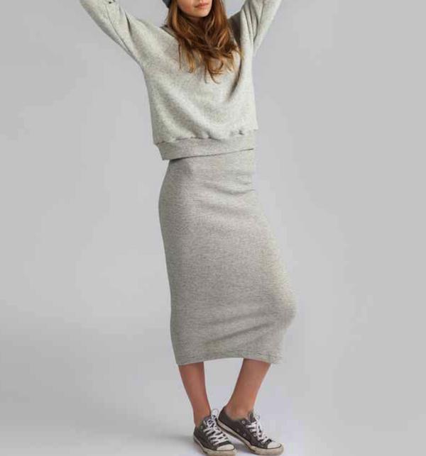 Pillar Step Skirt