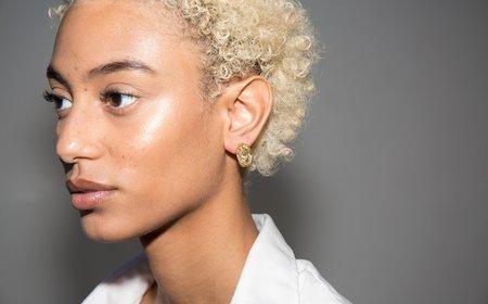 Kindred Black Ninon Earrings - 18k gold