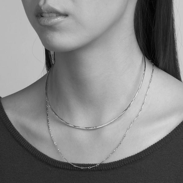Kara Yoo Madeline Layering Necklace