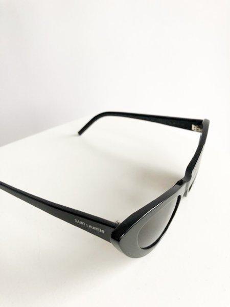 [pre-loved] Saint Laurent Sunglasses - Black