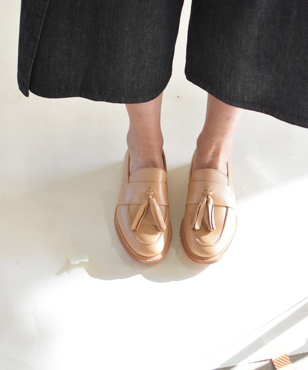 Dieppa Restrepo Gaston Soft Onix Tassel Loafer