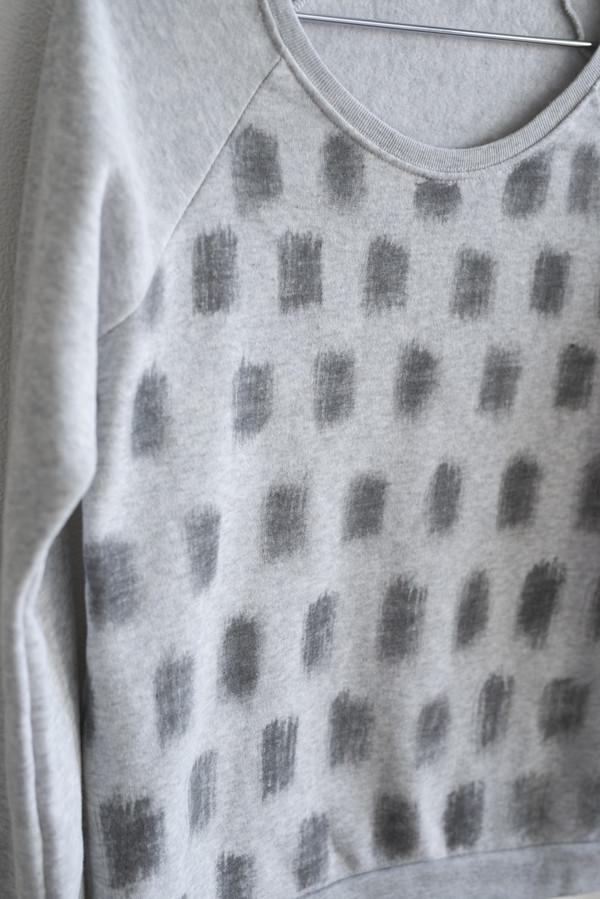 Anna Joyce - Sweatshirt Grid