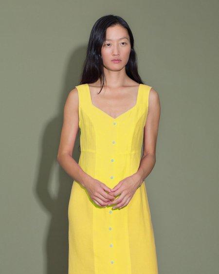 Ilana Kohn Djuna Dress - Sunshine