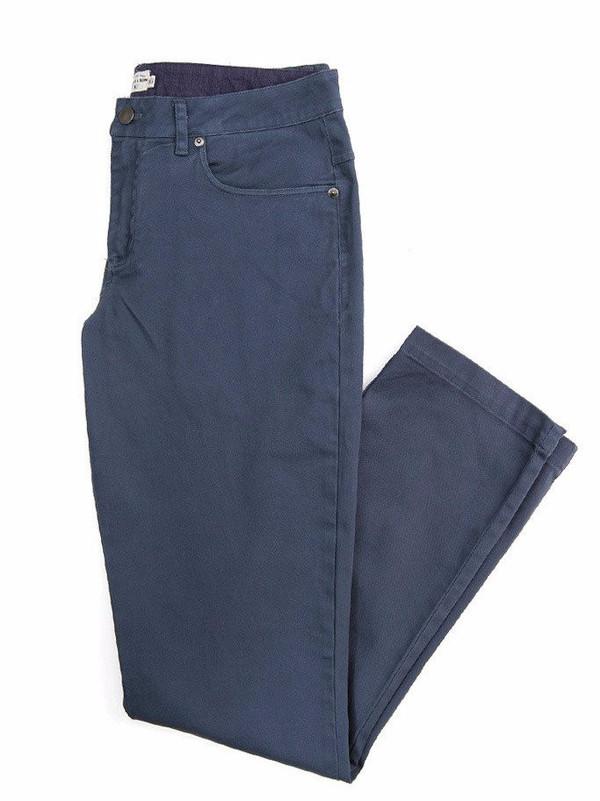 Men's Bridge & Burn Polk Twill Pants / Slate