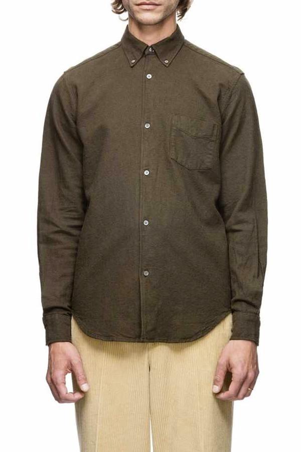 Men's Our Legacy 1950's Shirt Dark Mudd