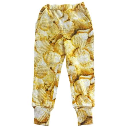 Kids Romey Loves Lulu Potato Chips Sweatpants