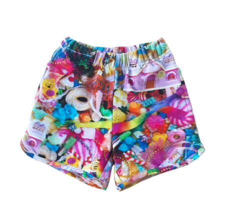Kids Romey Loves Lulu Toys Shorts