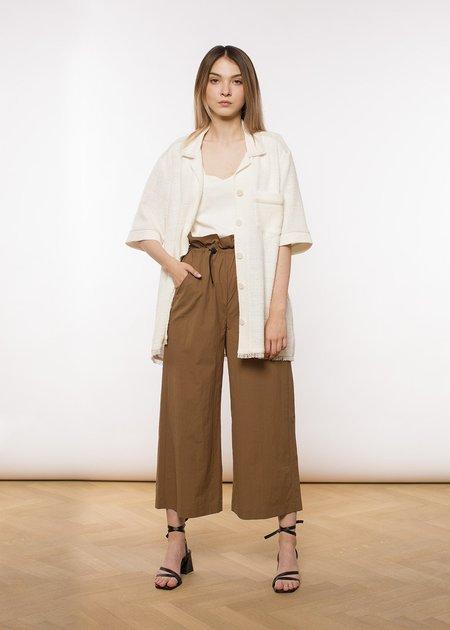 ÁERON Beth Pull String Pants - Chesnut