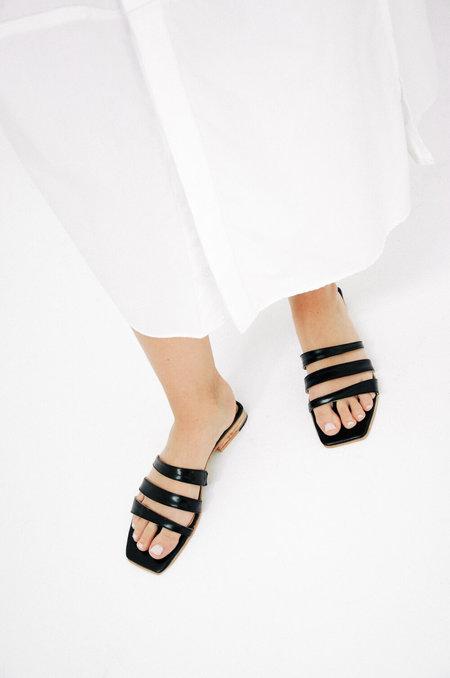 Zou Xou Lagos Sandal - Black
