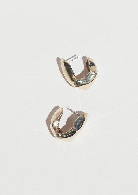 FARIS Ebi hoops - bronze