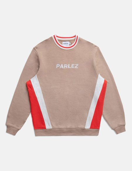 Parlez Taberly Crew Neck Sweatshirt - Beige