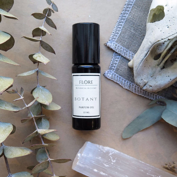 Flore Botany - Botanical Perfume Oil