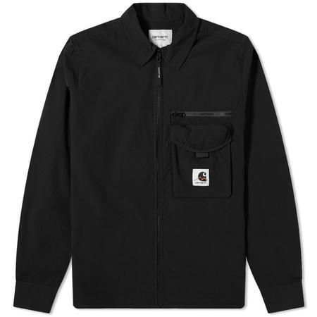 Carhartt Wip Hayes Shirt Jacket - Black