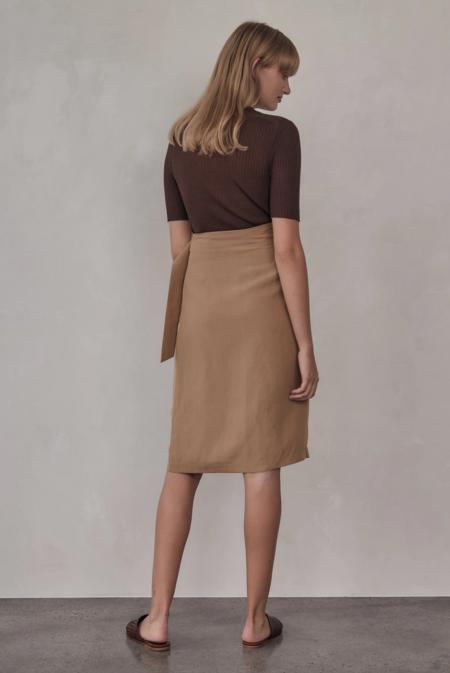 St. Agni Cella Skirt - Honey