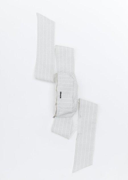 Sunnei Copy of White Waist Bag