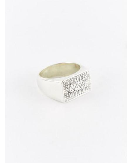 Ombre Claire ring JACK - Silver