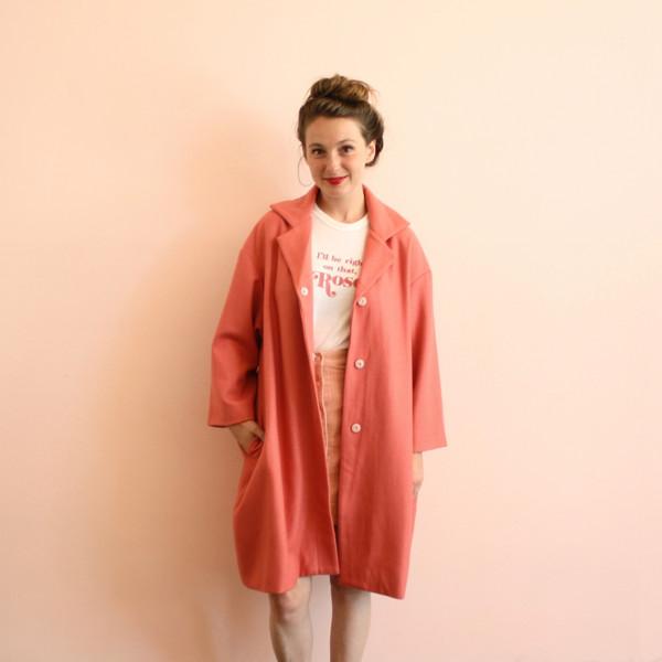 Rachel Antonoff LD coat