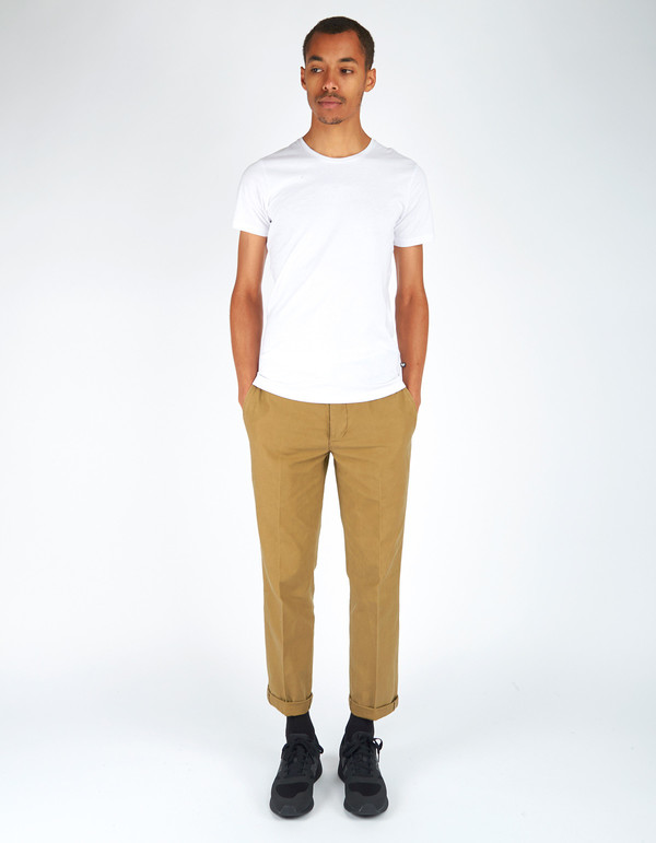 Men's Neuw Straight Edge Chino Sand