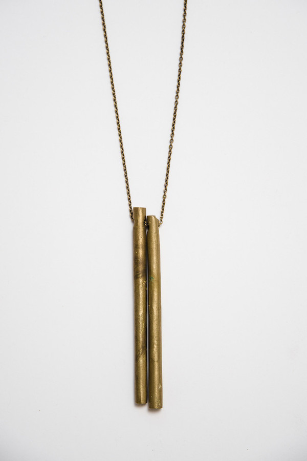 Osei-Duro Bolt Necklace