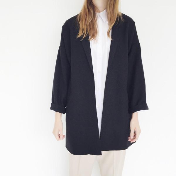 ARE Studio - Black Angle Coat