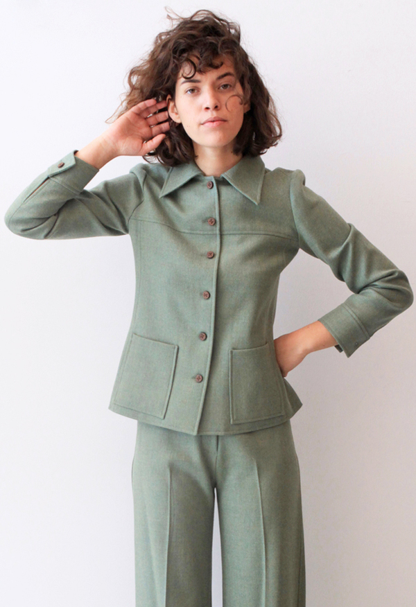 Town Clothes Roberta Jacket