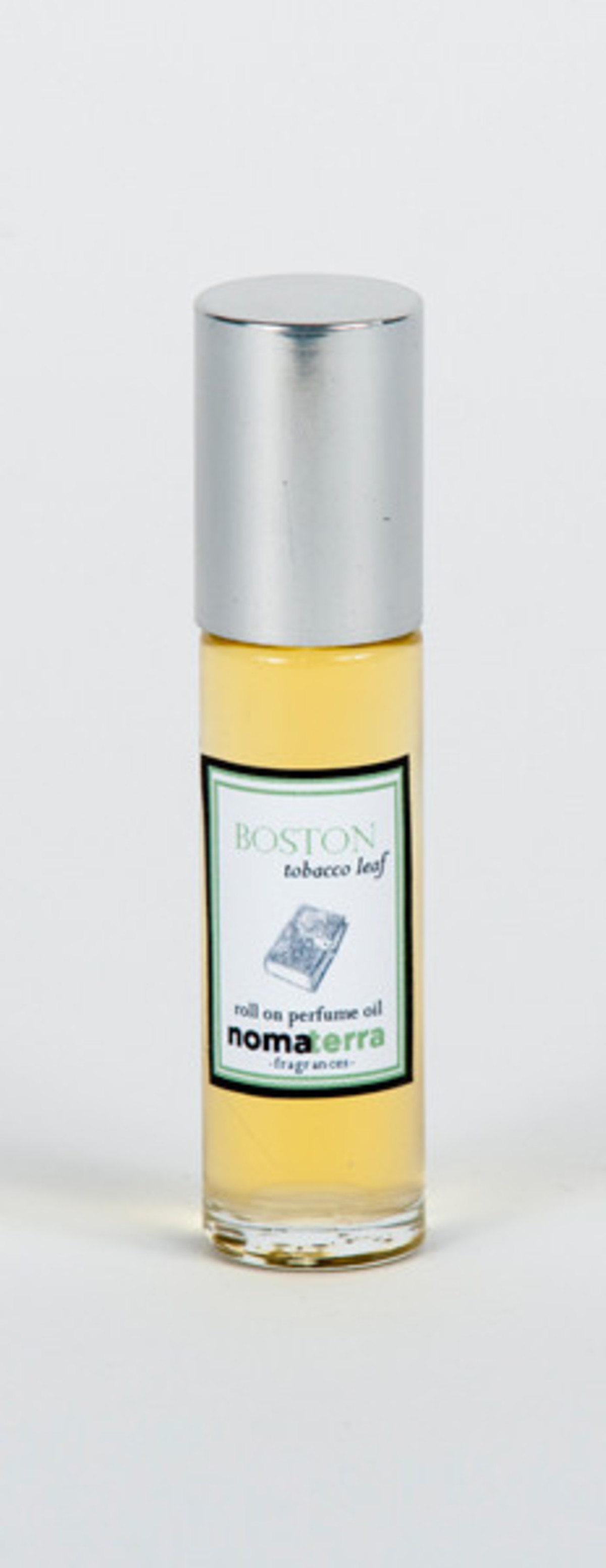 Nomaterra - Boston Tobacco Leaf Roll On Perfume