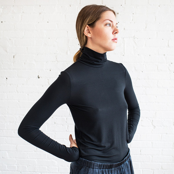 Schai Second Skin Turtleneck