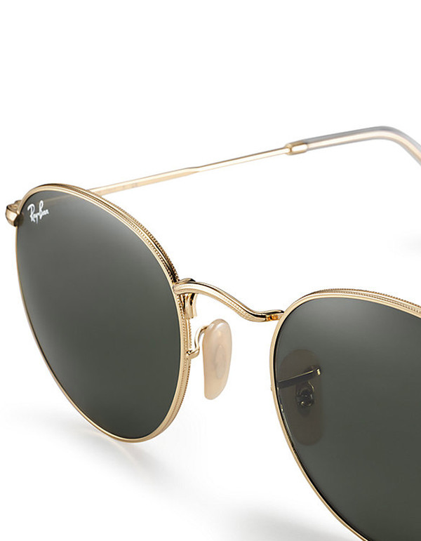 Ray-Ban Ray Ban Round Metal Sunglasses Arista