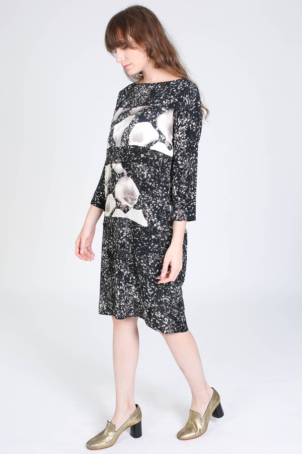 No.6 Store Lara panel dress in calla patchwork