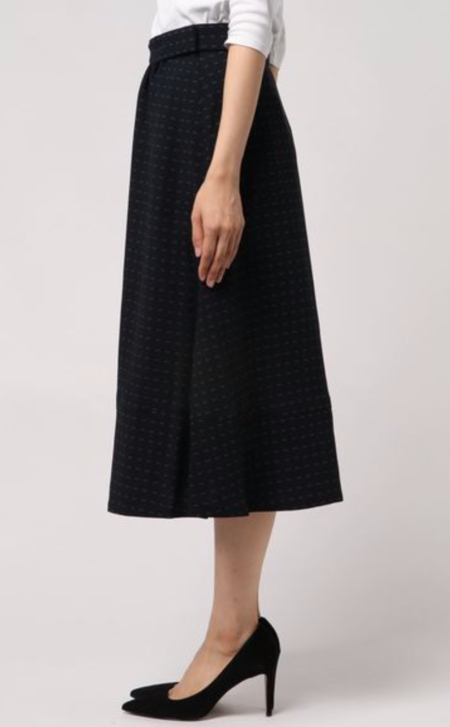 A.P.C. Margaux Skirt - Navy