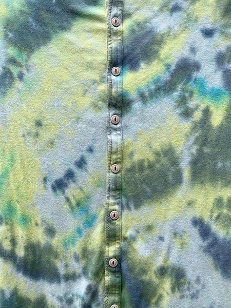Unisex Søren Tie Dye Thermal Onesie Union Suit