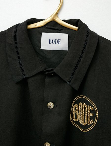 Bode Beaded Bode Workwear Jacket