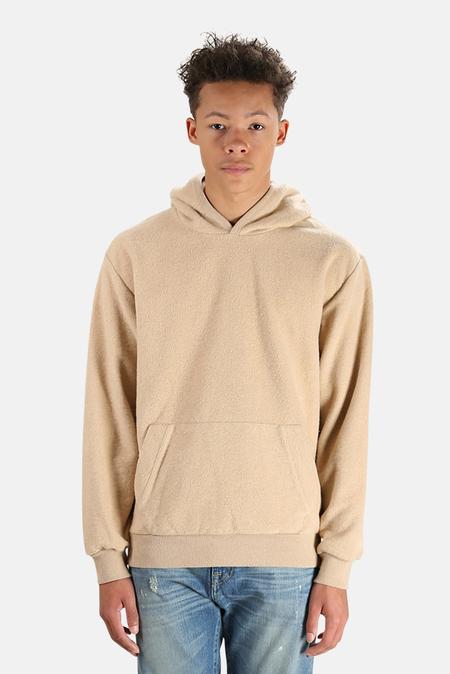 La Paz Matias Fleece Hoodie Sweater - Camel