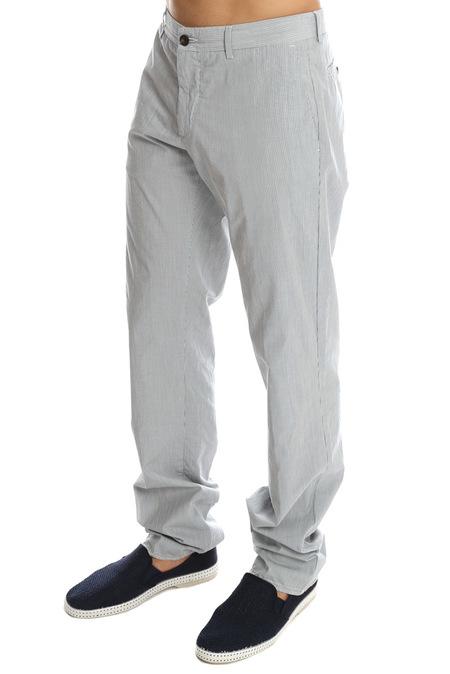 C.P. Company Pinstripe Trouser - Cadet Blue