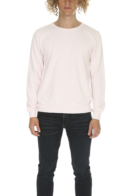 Crossley Ulind Crewneck Fleece Sweater - Pink