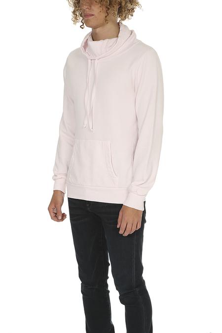 Crossley Fossarid Fleece Mockneck Sweater - Pink